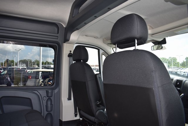 2019 ProMaster 2500 High Roof FWD,  Snoeks Crew Van Empty Cargo Van #M191388 - photo 28