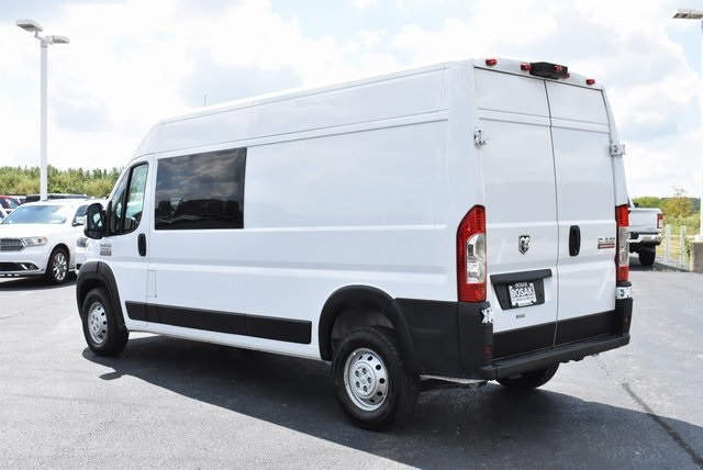 2019 ProMaster 2500 High Roof FWD,  Snoeks Crew Van Empty Cargo Van #M191388 - photo 4