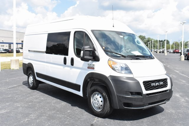 2019 ProMaster 2500 High Roof FWD,  Snoeks Crew Van Empty Cargo Van #M191388 - photo 8