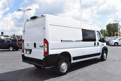 2019 ProMaster 2500 High Roof FWD,  Snoeks Crew Van Empty Cargo Van #M191388 - photo 6