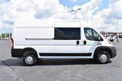 2019 ProMaster 2500 High Roof FWD,  Snoeks Crew Van Empty Cargo Van #M191388 - photo 7