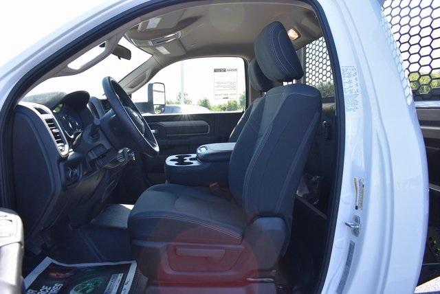 2019 Ram 5500 Regular Cab DRW 4x2,  Knapheide Value-Master X Platform Body #M191398 - photo 11