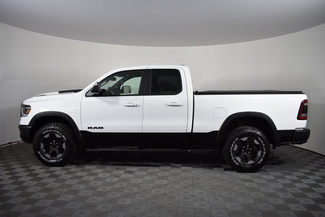 2019 Ram 1500 Quad Cab 4x4,  Pickup #M19143 - photo 3