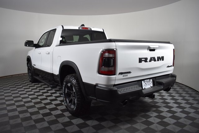2019 Ram 1500 Quad Cab 4x4,  Pickup #M19143 - photo 2