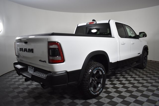 2019 Ram 1500 Quad Cab 4x4,  Pickup #M19143 - photo 5