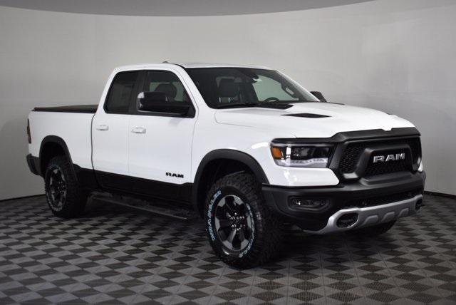 2019 Ram 1500 Quad Cab 4x4,  Pickup #M19143 - photo 7