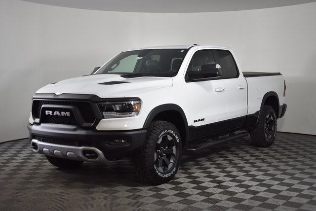 2019 Ram 1500 Quad Cab 4x4,  Pickup #M19143 - photo 9