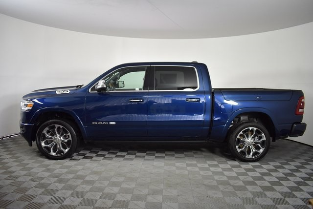 2019 Ram 1500 Crew Cab 4x4, Pickup #M191448 - photo 3