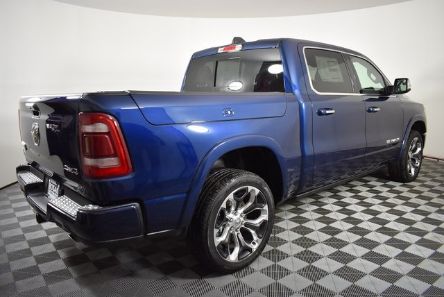 2019 Ram 1500 Crew Cab 4x4, Pickup #M191448 - photo 5