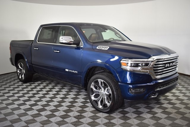 2019 Ram 1500 Crew Cab 4x4, Pickup #M191448 - photo 7