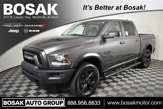 2019 Ram 1500 Crew Cab 4x4,  Pickup #M191465 - photo 1