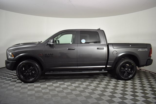 2019 Ram 1500 Crew Cab 4x4,  Pickup #M191465 - photo 3