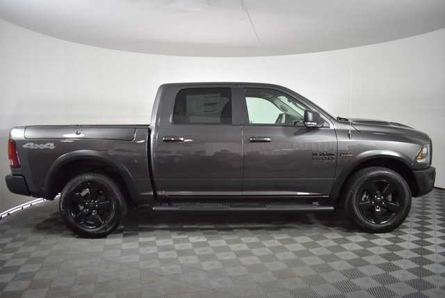 2019 Ram 1500 Crew Cab 4x4,  Pickup #M191465 - photo 6
