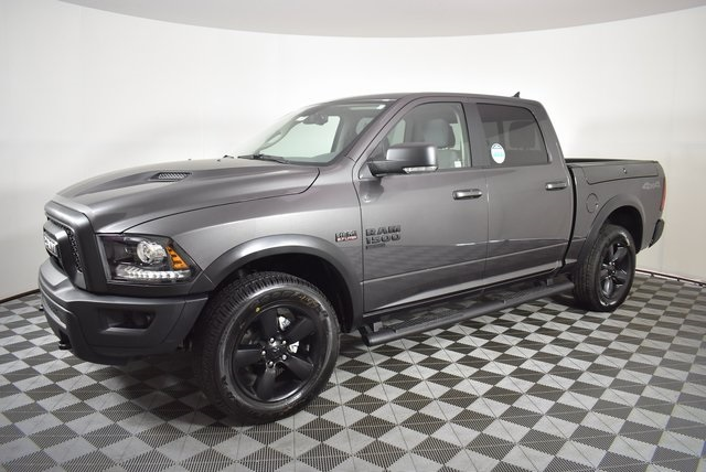 2019 Ram 1500 Crew Cab 4x4,  Pickup #M191465 - photo 9