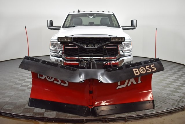 2019 Ram 2500 Crew Cab 4x4,  BOSS Snowplow Pickup #M191478 - photo 2