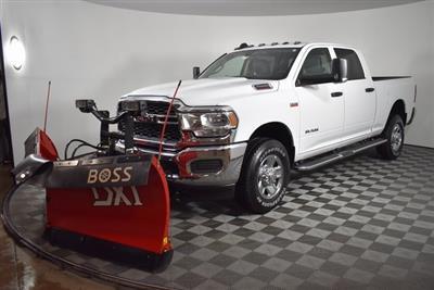 2019 Ram 2500 Crew Cab 4x4,  BOSS Snowplow Pickup #M191478 - photo 4