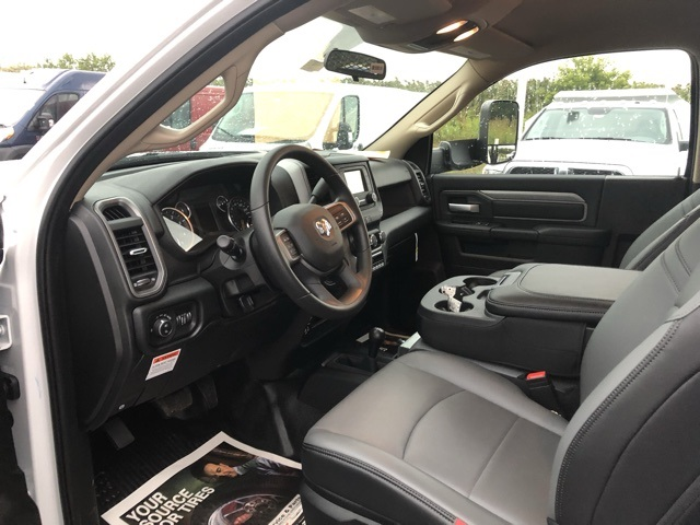 2019 Ram 5500 Regular Cab DRW 4x4,  Monroe Versa-Line Stake Body Stake Bed #M191483 - photo 7