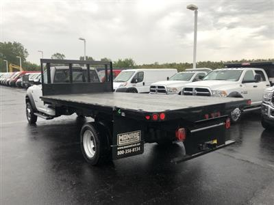 2019 Ram 5500 Regular Cab DRW 4x4,  Monroe Versa-Line Stake Body Stake Bed #M191483 - photo 2