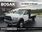 2019 Ram 5500 Regular Cab DRW 4x4,  Monroe Versa-Line Stake Body Stake Bed #M191483 - photo 1