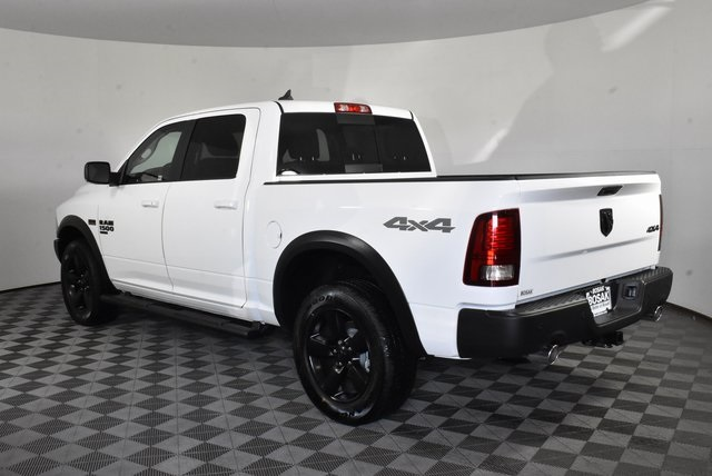 2019 Ram 1500 Crew Cab 4x4,  Pickup #M191487 - photo 2