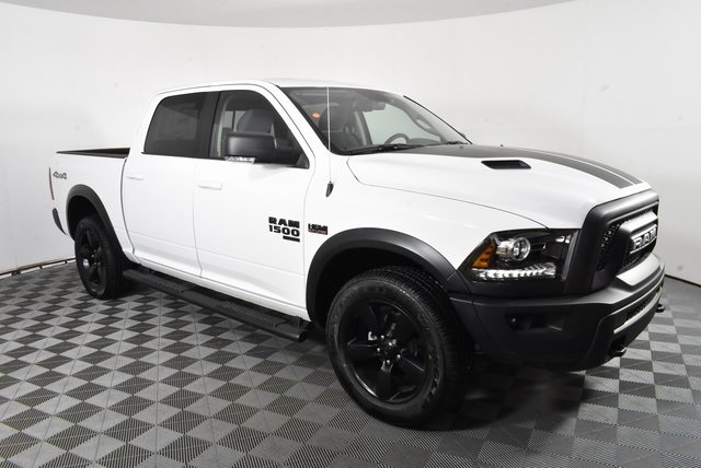 2019 Ram 1500 Crew Cab 4x4,  Pickup #M191487 - photo 7