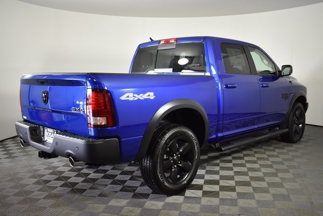 2019 Ram 1500 Crew Cab 4x4,  Pickup #M191493 - photo 5