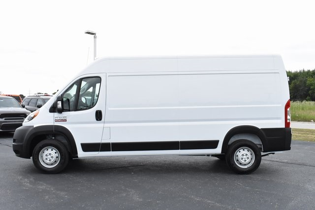 2019 ProMaster 2500 High Roof FWD, Empty Cargo Van #M191515 - photo 3