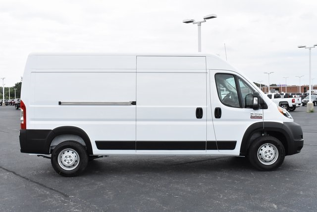 2019 ProMaster 2500 High Roof FWD, Empty Cargo Van #M191515 - photo 4