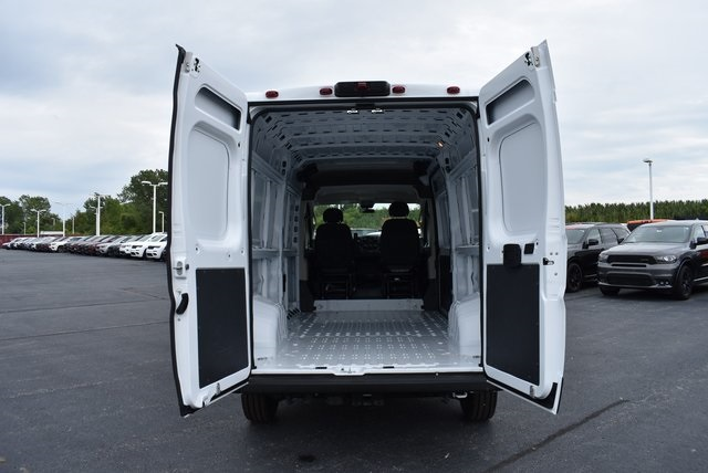 2019 ProMaster 2500 High Roof FWD, Empty Cargo Van #M191515 - photo 2