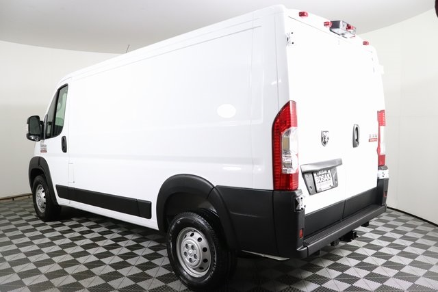 2019 ProMaster 1500 Standard Roof FWD, Empty Cargo Van #M191517 - photo 4