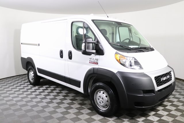 2019 ProMaster 1500 Standard Roof FWD, Empty Cargo Van #M191517 - photo 6