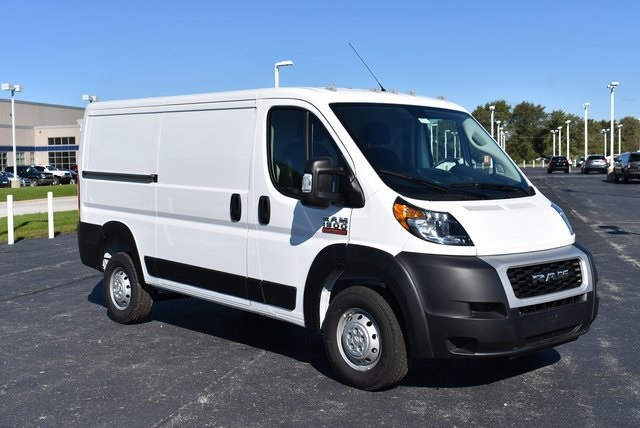 2019 ProMaster 1500 Standard Roof FWD, Empty Cargo Van #M191536 - photo 8
