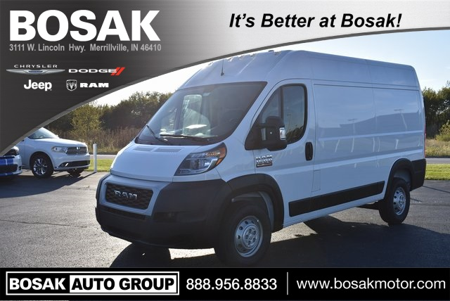 2019 ProMaster 1500 High Roof FWD,  Empty Cargo Van #M191537 - photo 1