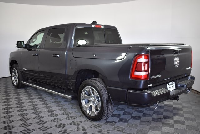 2019 Ram 1500 Crew Cab 4x4, Pickup #M191549 - photo 2