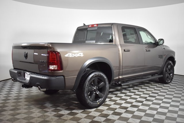 2019 Ram 1500 Crew Cab 4x4, Pickup #M191550 - photo 5