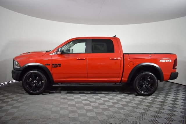 2019 Ram 1500 Crew Cab 4x4, Pickup #M191551 - photo 3