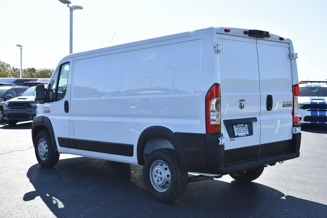 2019 ProMaster 1500 Standard Roof FWD, Empty Cargo Van #M191565 - photo 4