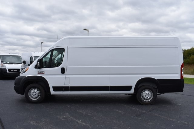 2019 ProMaster 3500 High Roof FWD, Empty Cargo Van #M191569 - photo 3