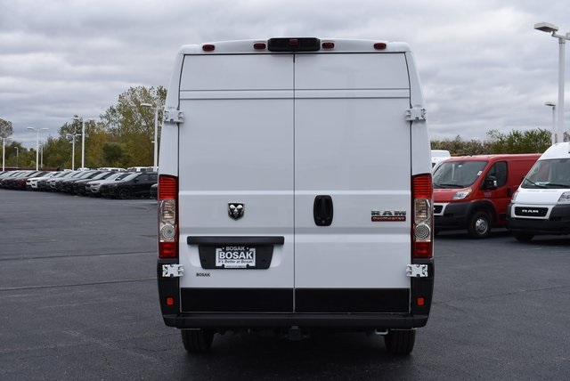 2019 ProMaster 3500 High Roof FWD, Empty Cargo Van #M191569 - photo 5