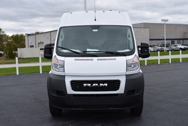 2019 ProMaster 3500 High Roof FWD, Empty Cargo Van #M191569 - photo 9