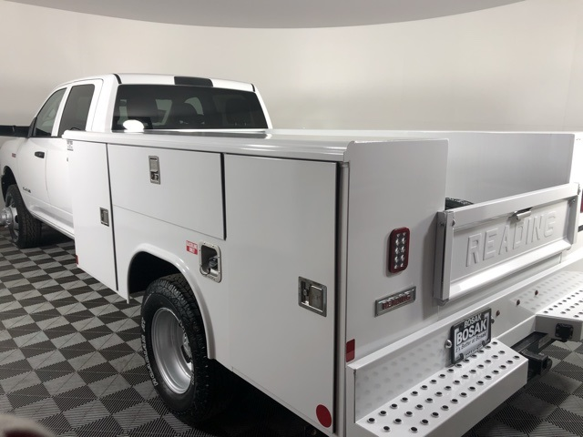 2019 Ram 3500 Crew Cab DRW 4x4,  Reading Service Body #M191572 - photo 1