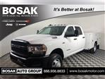 2019 Ram 3500 Crew Cab DRW 4x4, Reading Classic II Steel Service Body #M191572 - photo 1