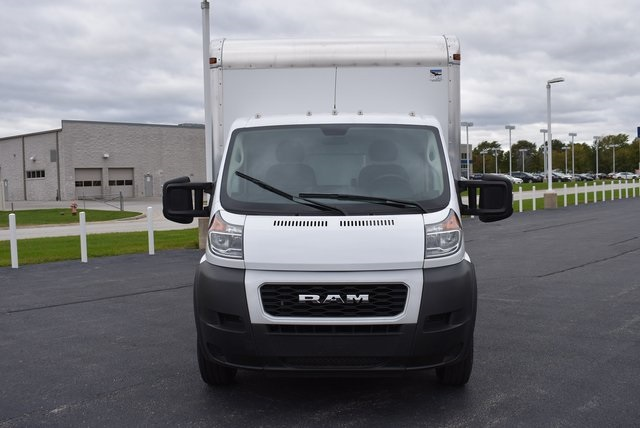 2019 ProMaster 3500 Standard Roof FWD, American Cargo by Midway Liberty II Cutaway Van #M191598 - photo 8