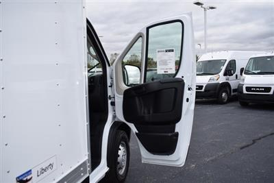2019 ProMaster 3500 Standard Roof FWD, American Cargo by Midway Liberty II Cutaway Van #M191598 - photo 24