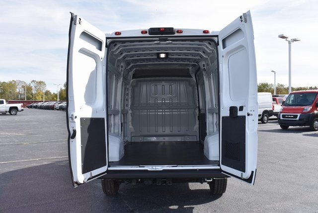 2019 ProMaster 2500 High Roof FWD, Empty Cargo Van #M191608 - photo 1