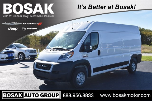2019 ProMaster 2500 High Roof FWD, Empty Cargo Van #M191615 - photo 1