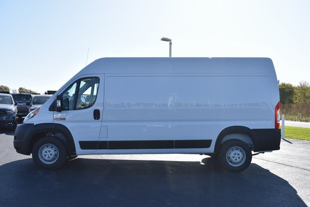 2019 ProMaster 2500 High Roof FWD, Empty Cargo Van #M191615 - photo 3