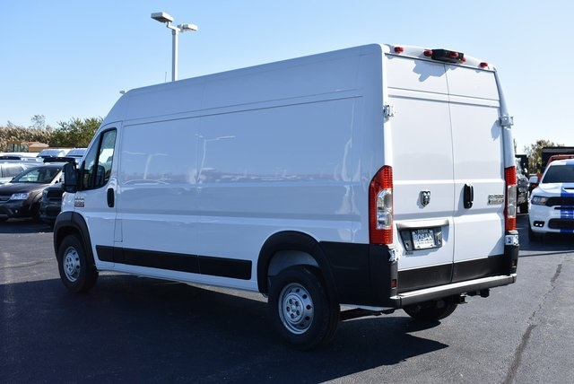 2019 ProMaster 2500 High Roof FWD, Empty Cargo Van #M191615 - photo 4