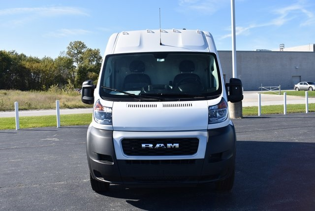 2019 ProMaster 2500 High Roof FWD, Empty Cargo Van #M191615 - photo 9