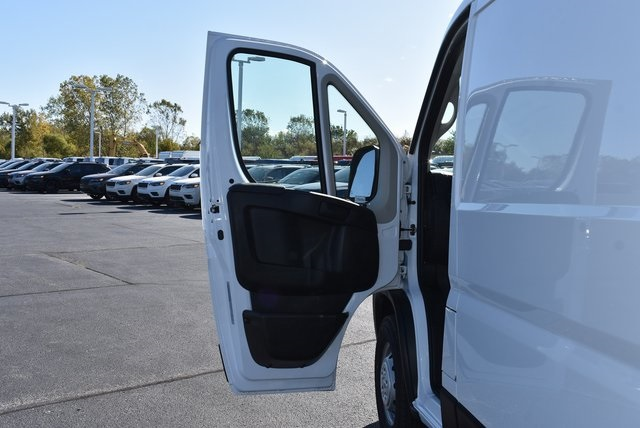 2019 ProMaster 1500 Standard Roof FWD, Empty Cargo Van #M191617 - photo 22